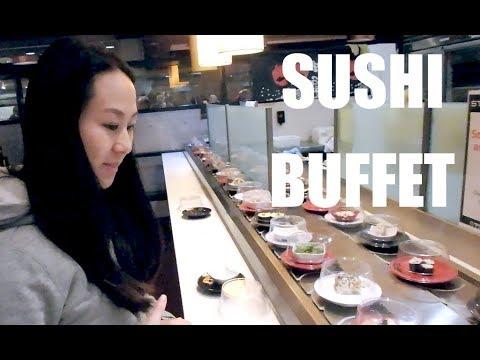 Sushi Buffet For Lunch! | Wai Vlogs Episode 016 | Asian Australian VLOG | Sydney Australia