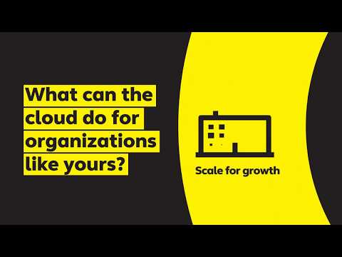 Shaping the Cloud for your People