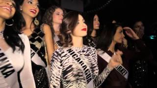 In Another Life by Emin and all Miss Universe Contestants live in SOHO ROOMS