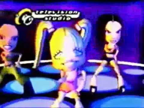 Spice World The Game on playstation 1 music video / demo video