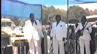 WILLIE BANKS & TΗE MESSENGERS - LIVE IN WILSON NC 1986