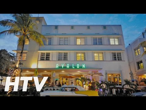 Avalon Hotel En Miami Beach