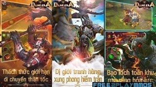 Dark Era Mobile Gameplay Android / iOS