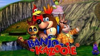 Игромания-Flashback: Banjo-Kazooie (1998)