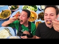 Thai Street Food Tour In Bangkok Thailand Best Spicy Burning Street Food Tour With Mark Wiens