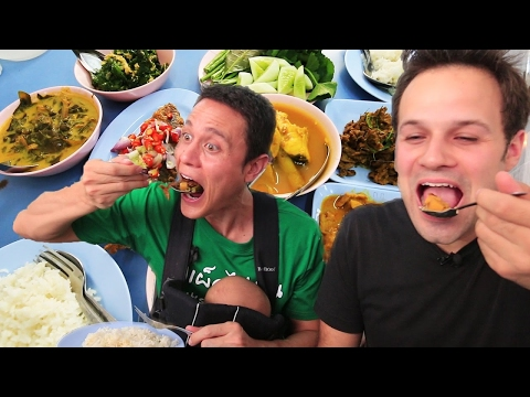 Thumbnail: Thai Street Food Tour in Bangkok, Thailand | BEST Spicy BURNING Street Food Tour with Mark Wiens!