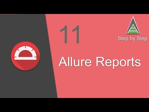 Protractor Beginner Tutorial 11 | How To Create Allure HTML Reports In Protractor