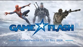 Game TV Schweiz - Marvel's Spider-Man | Monster Hunter: World | Counter-Strike: Global Offensive