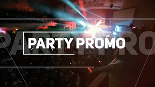 Night Club Promo - After Effects Template