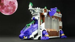 仮面ライダーキバ DXキャッスルドラン Kamen Rider Kiva DX Castle Doran thumbnail