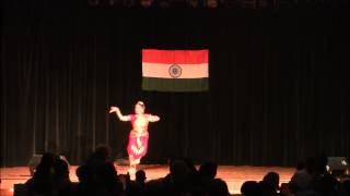 Smirthi Iyer Classical Dance India Night 2015