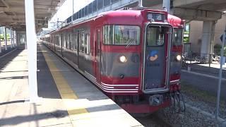 しなの鉄道115系 川中島駅発車