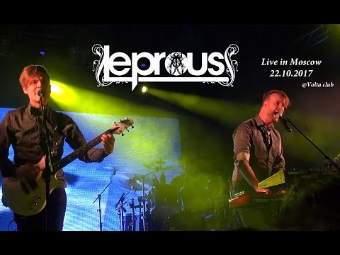 Leprous - Live in Moscow 22.10.2017