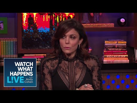 Bethenny Frankel On Luann D'Agostino And Tom D'Agostino's Marriage Issues | RHONY | WWHL