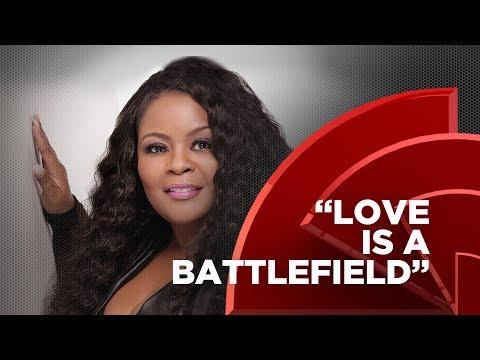 Jazz Singer Maysa Talks 'Love Is A Battlefield' On NewsOne Now