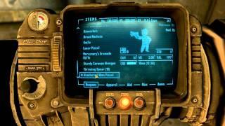 Fallout New Vegas PC: #3-Giant Geckos vs. BB Gun