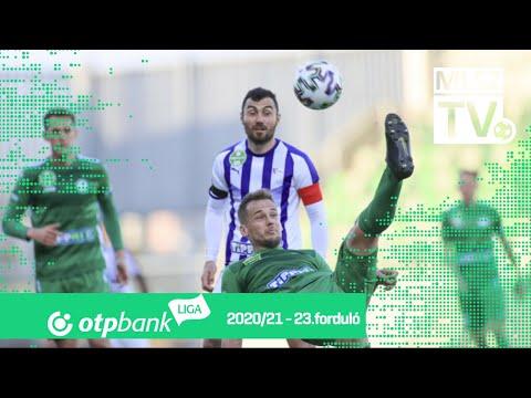 Paks Ujpest Goals And Highlights