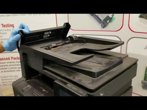 HP LaserJet M425 MFP Printer ADF Maintenance Kit Replacement Instructions (VIDEO) A8P79-65001