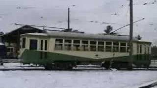 Christmas Prelude at Trolley Museum - Part 3
