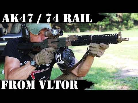 Vltor AK47 / 74 Full Size Rail!
