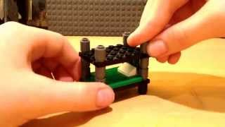 Lego Bunk Bed Tutorial