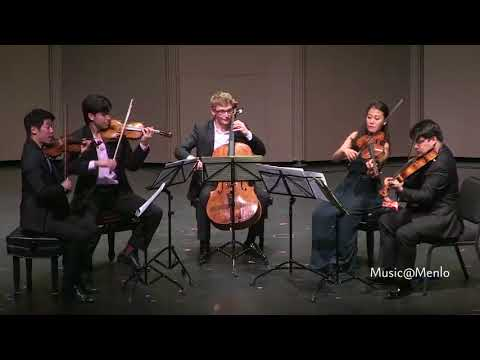 Antonin Dvořák - String Quintet in Eb major, Op. 97.