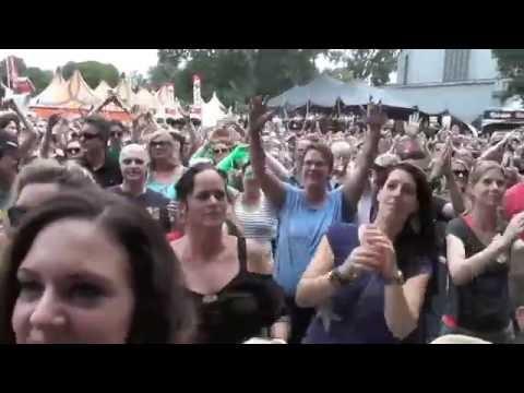 La Gran Pegatina op ParkCity Live 2016