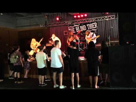 Butcher of Rostov live at The Blind Tiger gso nc 8/15/15