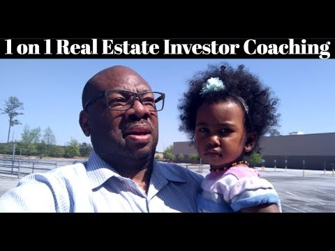 1 on 1 Real Estate Investing Coaching for Real Estate Investors [1 on 1 Coaching]