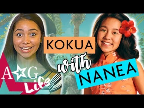 All About Nanea! Giving Back, Kokua