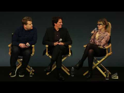 James Corden and Rob Marshall  Into the Woods Interview