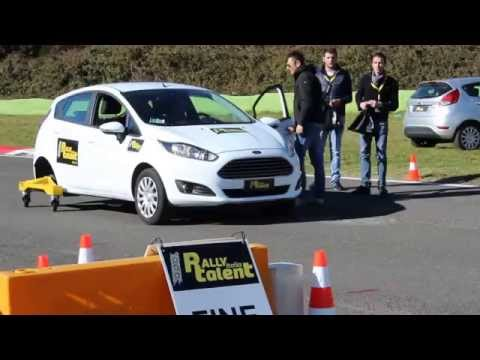 Prova Skid Rally Italia Talent - Pergusa