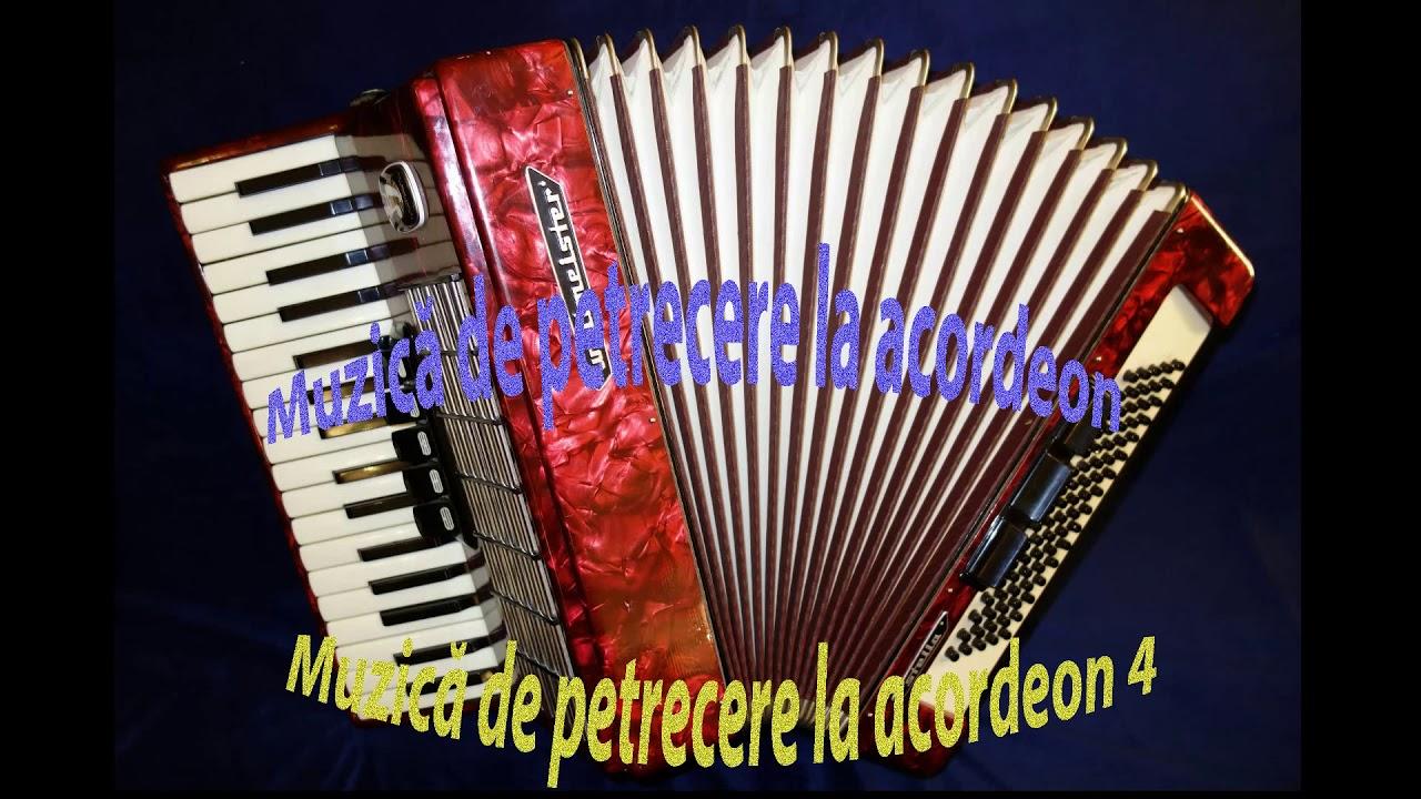 Muzică De Petrecere La Acordeon 4 Youtube