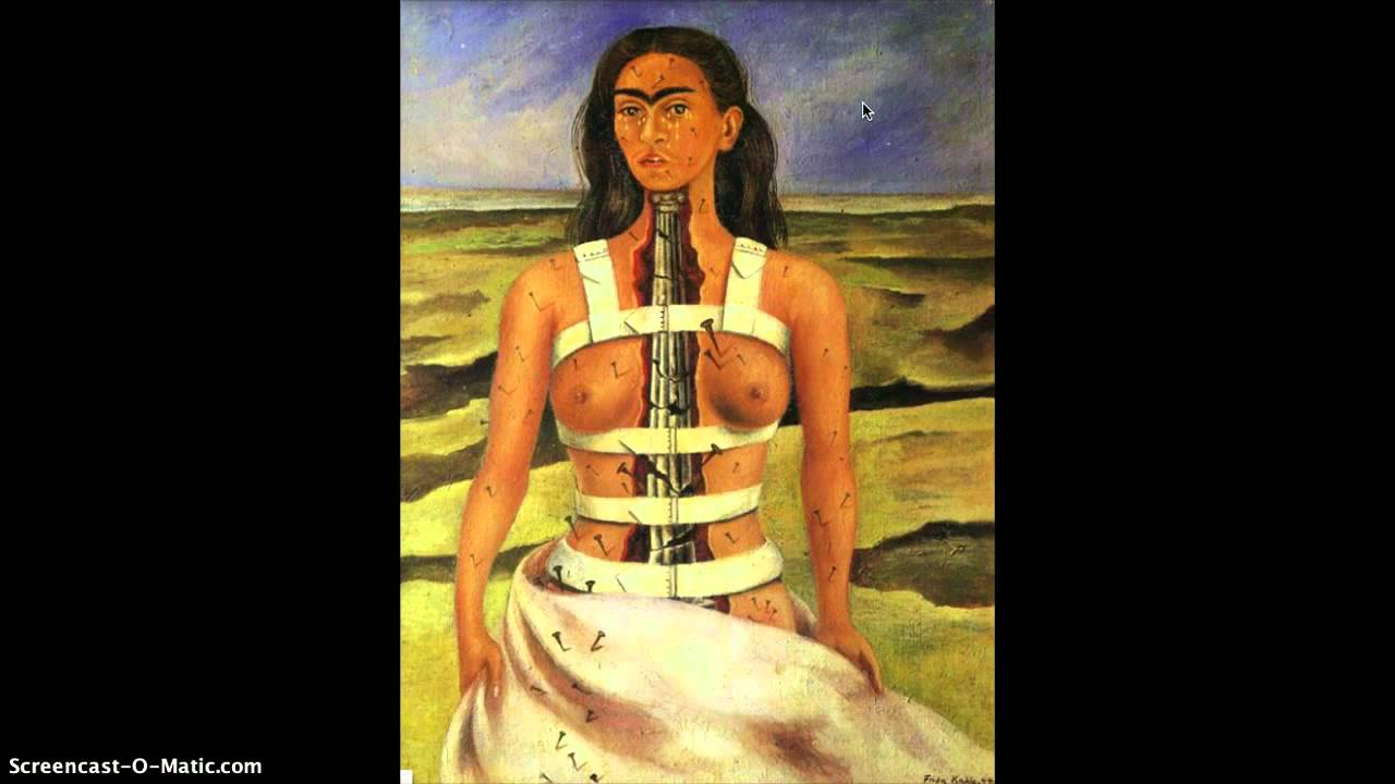 frida kahlo broken column essay 91 121 113 106 frida kahlo broken column essay