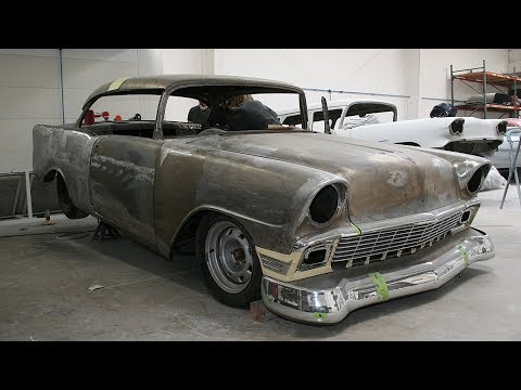 1956 Chevrolet Bel Air LS3 Pro Touring Build Project