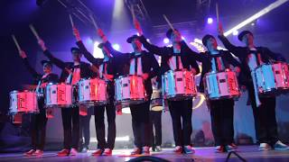 Фирменный номер VG — Шоу Барабанщиков Vasiliev Groove