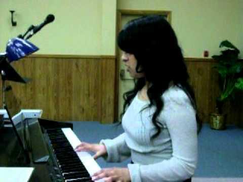 Cristo yo te amo (Vocals & Piano)