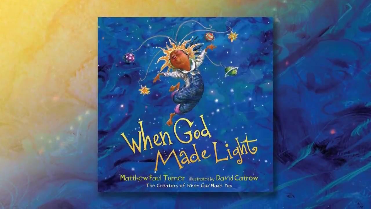 A Sneak Peak Of When God Made Light