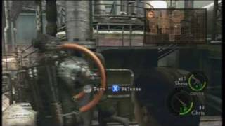 Resident Evil 5 Walkthrough Part 20 - Oil Field