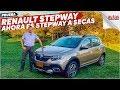 Renault Stepway 2020 | Más Seguro Y Con Caja Cvt