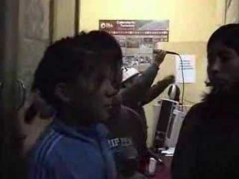 Corresponsalía NAPA: Paucartambo, Radio