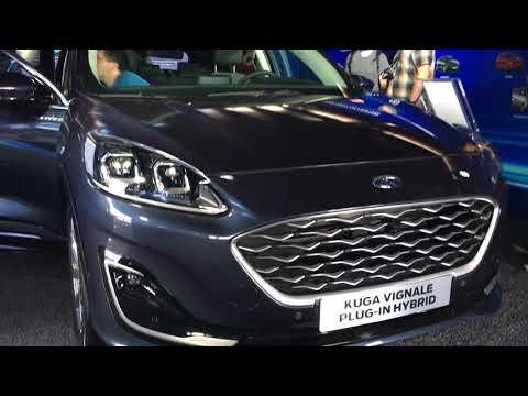 New Ford Kuga and Puma 2019 First Look and Walkaround