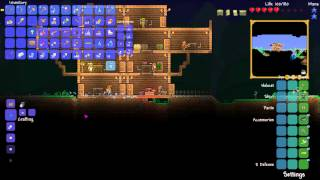 Terraria Lets Play 6 Ice Chest