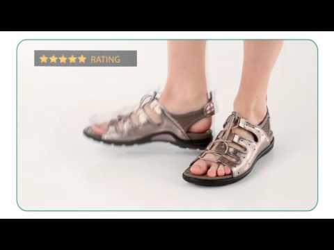 A buon mercatoECCO Women's Jab Toggle Sandal sulla vendita