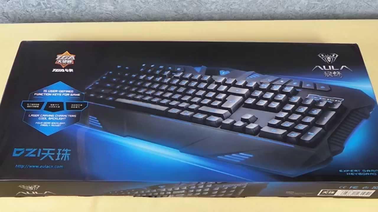 Gaming Keyboard Driver