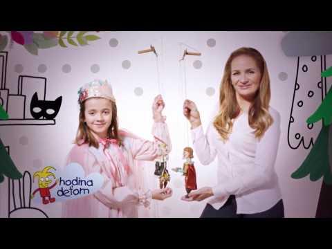 Hodina deťom 2016 - Zuzana Šebová