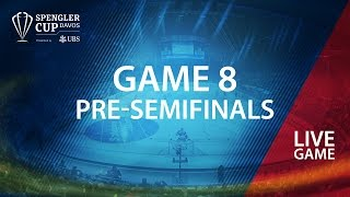hc davos yekaterinburg   game 8   spengler cup davos 2016