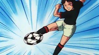 Captain Tsubasa  Shun Nitta Hayabusa Volley Shoot