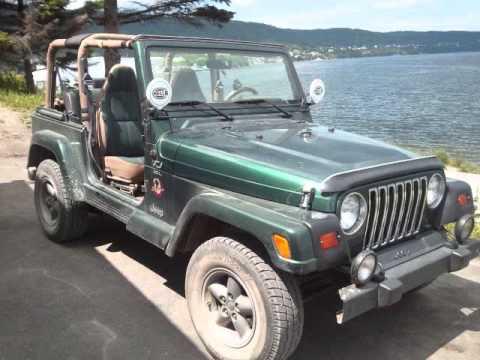 Jeep Tj 2.5 Inch Lift >> 1999 Jeep Tj - YouTube