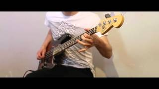 The Smiths Barbarism Begins At Home Bass Cover